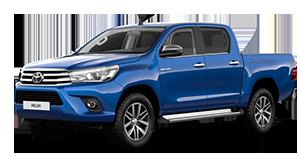 Toyota Hilux - Concessionario Toyota a Curno, Treviglio e Seriate