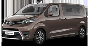 Toyota Proace Verso - Concessionario Toyota a Curno, Treviglio e Seriate