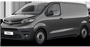 Toyota Proace - Concessionario Toyota a Curno, Treviglio e Seriate