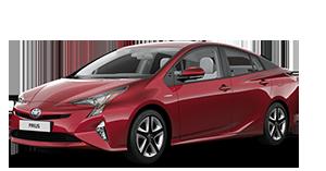 Toyota Prius - Concessionario Toyota a Curno, Treviglio e Seriate