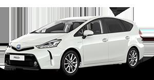 Toyota Prius+ - Concessionario Toyota a Curno, Treviglio e Seriate