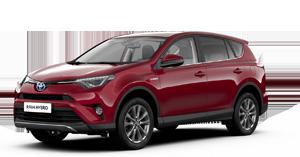 Toyota RAV4 - Concessionario Toyota a Curno, Treviglio e Seriate