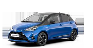 Toyota Yaris - Concessionario Toyota a Curno, Treviglio e Seriate