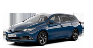 Toyota Auris Touring Sports - Concessionario Toyota a Curno, Treviglio e Seriate