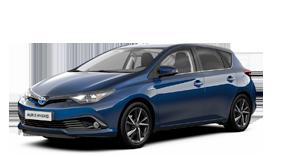 Toyota Auris - Concessionario Toyota a Curno, Treviglio e Seriate